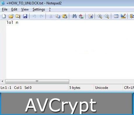 AVCrypt